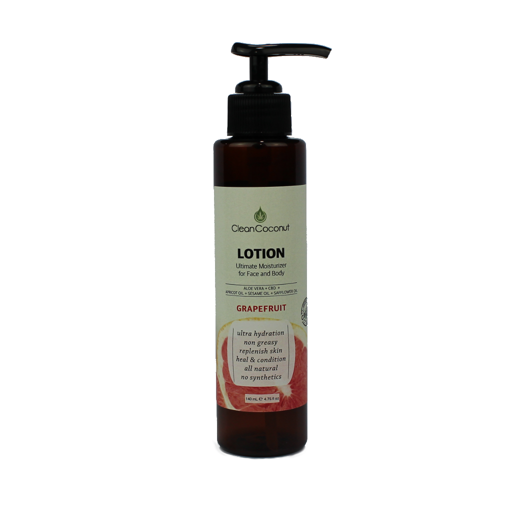 Gallery Image for Clean Coconut – Body Lotion