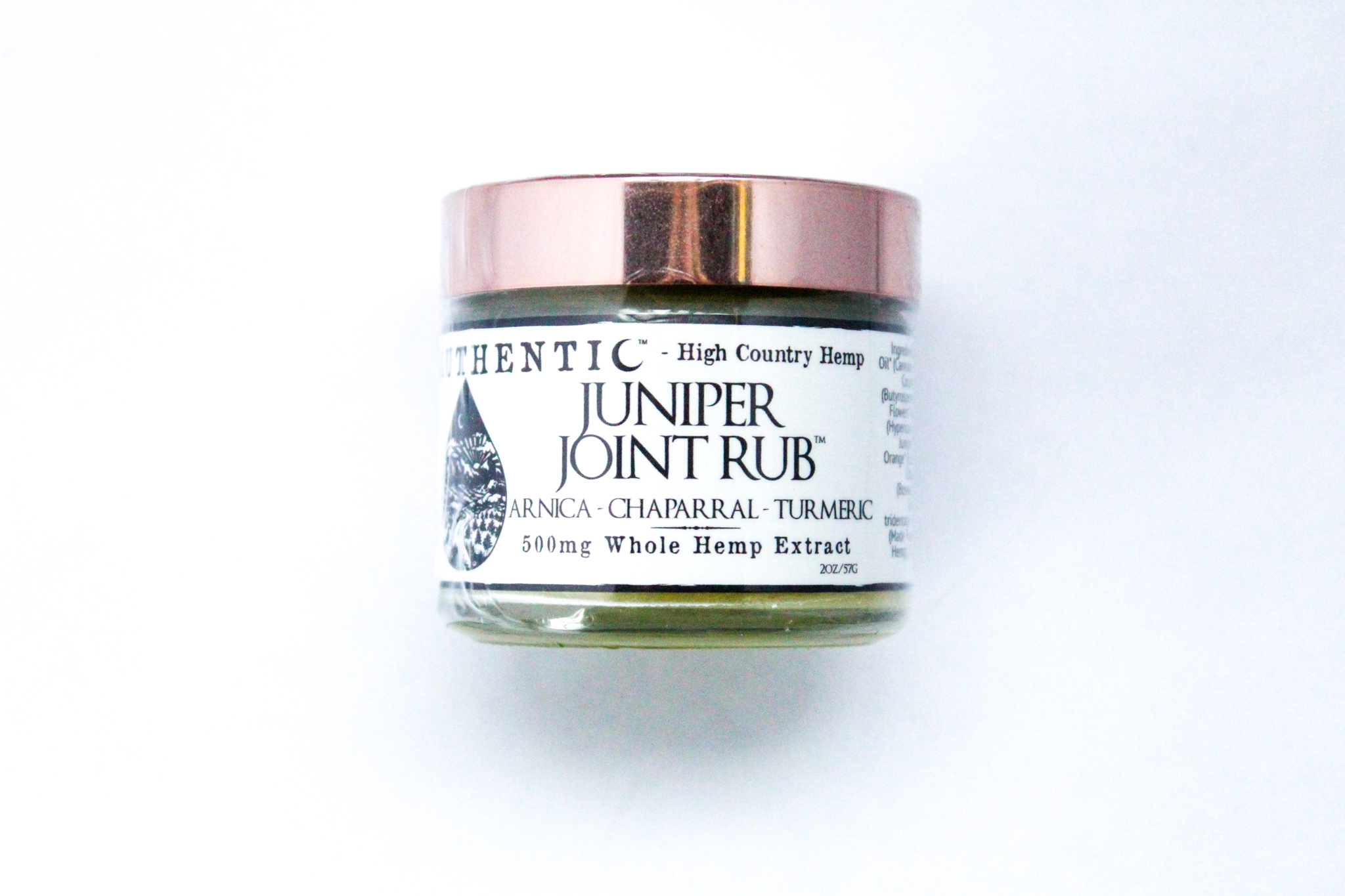 Image for Authentic – Juniper Joint Rub