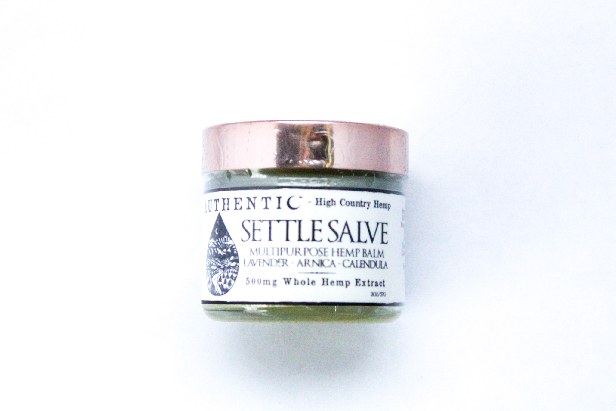 Image for Authentic – Settle Salve