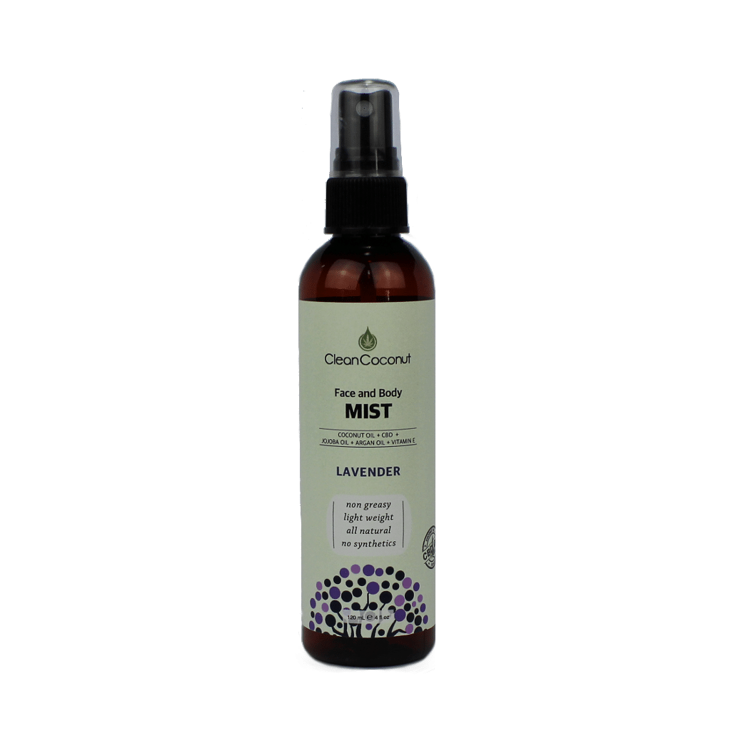 Image of Clean Coconut – Face and Body Mist