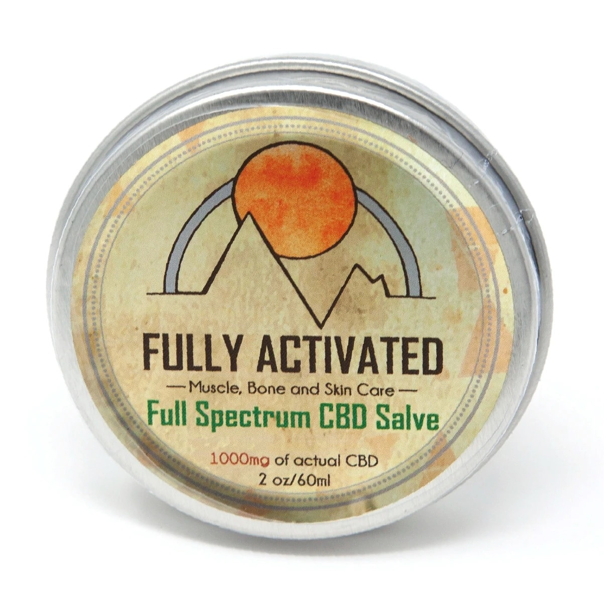 Image for Fully Activated - Full Spectrum Salve