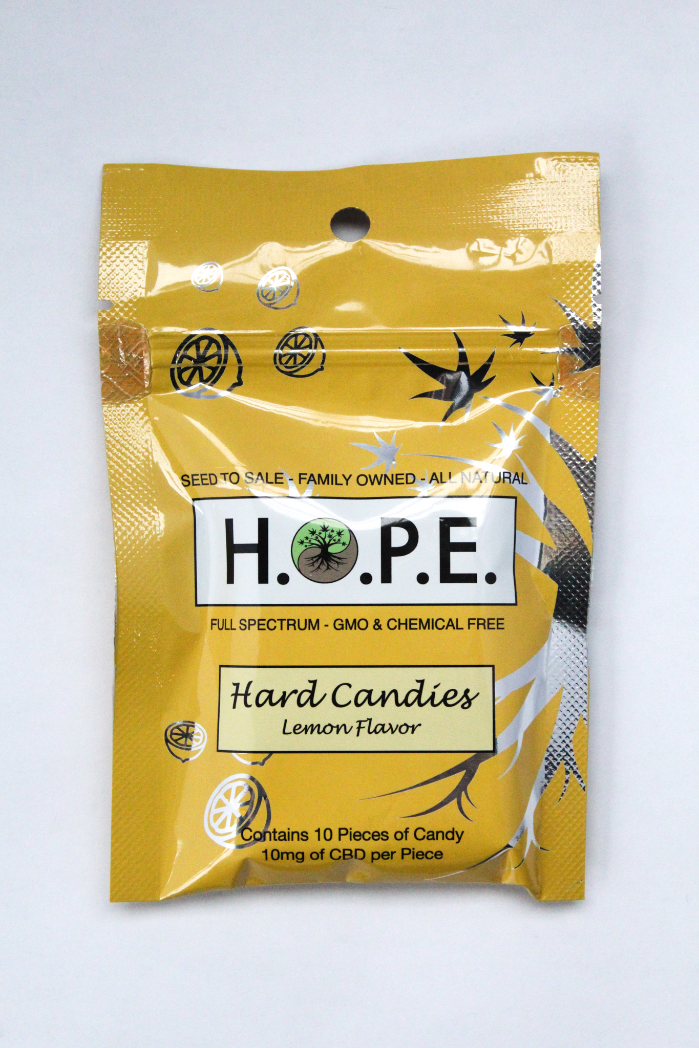 Image of H.O.P.E. – Lemon Hard Candies