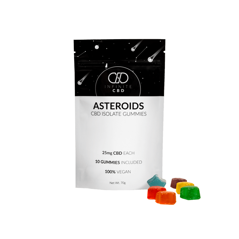 Image for Infinite CBD - Asteroid Gummies