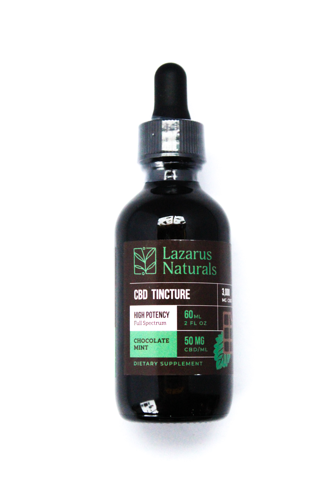 Gallery Image for Lazarus Naturals - Chocolate Mint Tincture