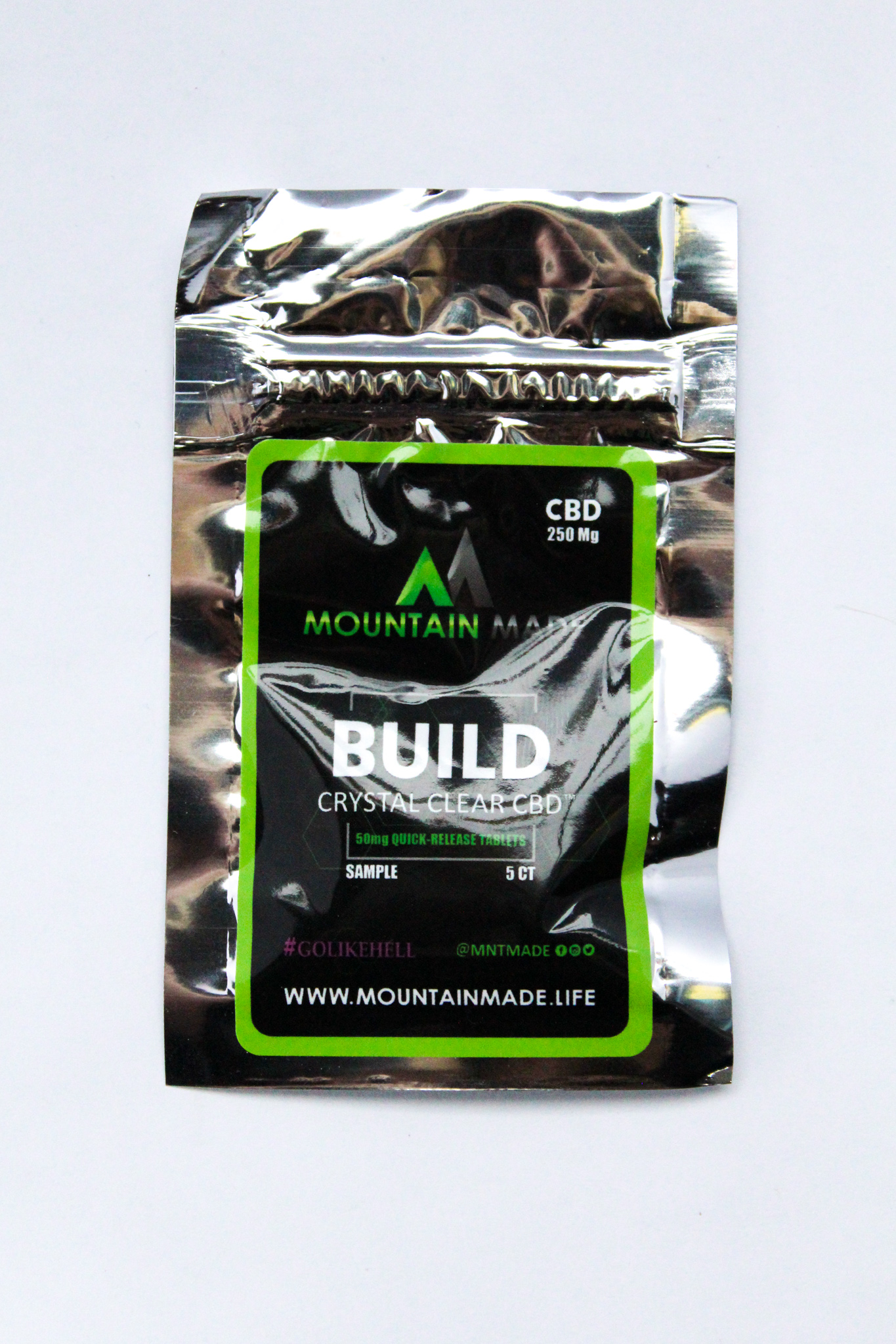 Image for Mountain Made - Build Tablets (SAMPLE PACK)