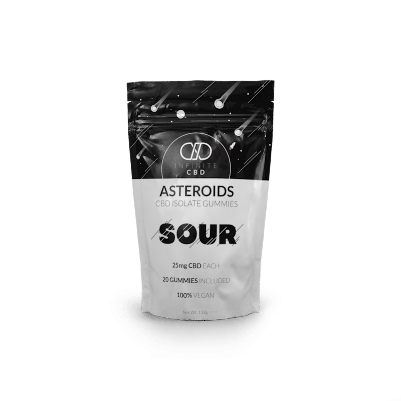 Image for Infinite CBD - Sour Asteroids