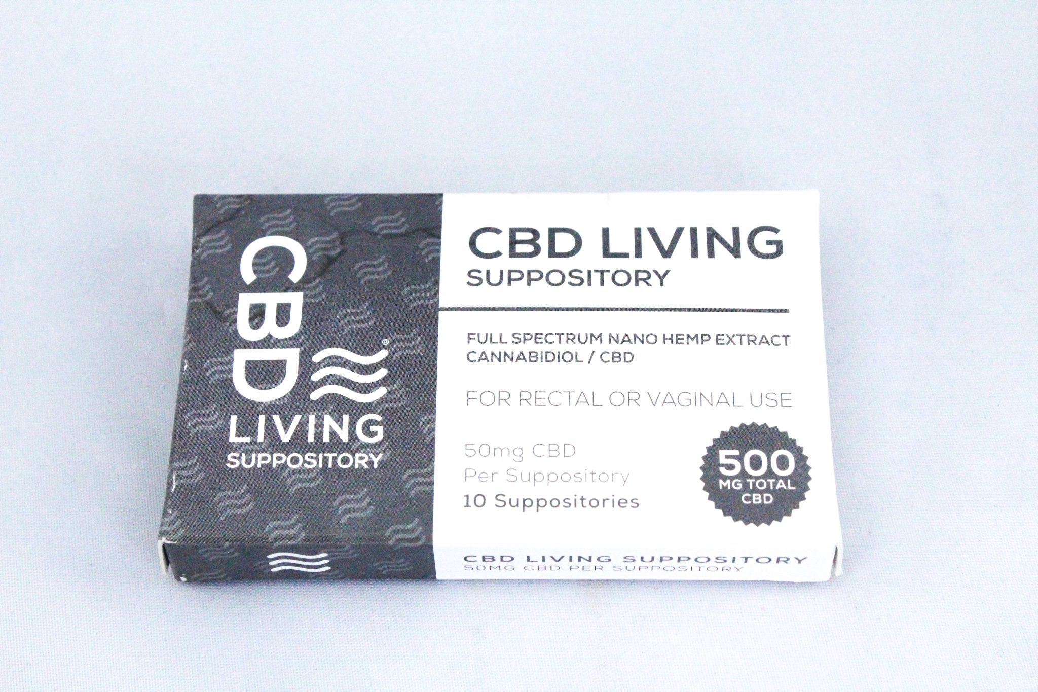 Image of CBDLiving – Suppositories