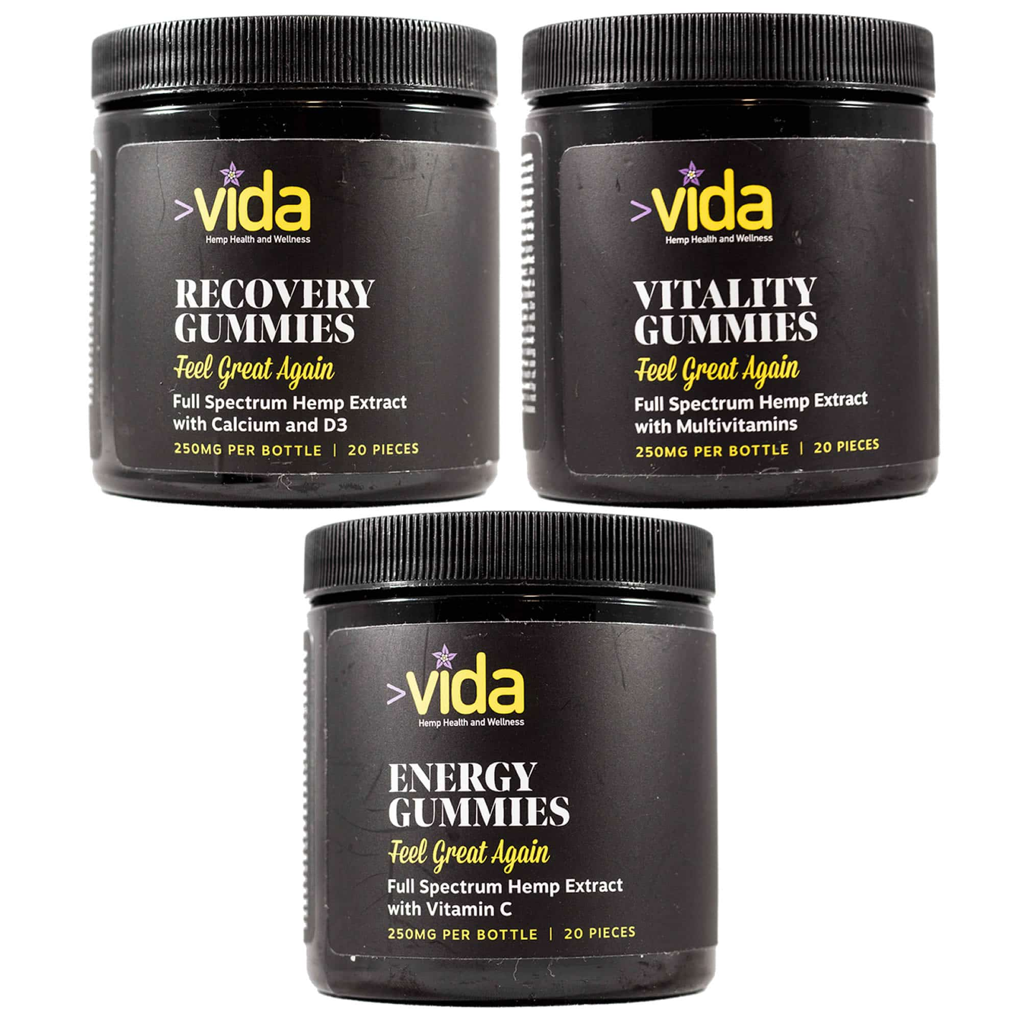 Image of Vida – Full Spectrum Gummies
