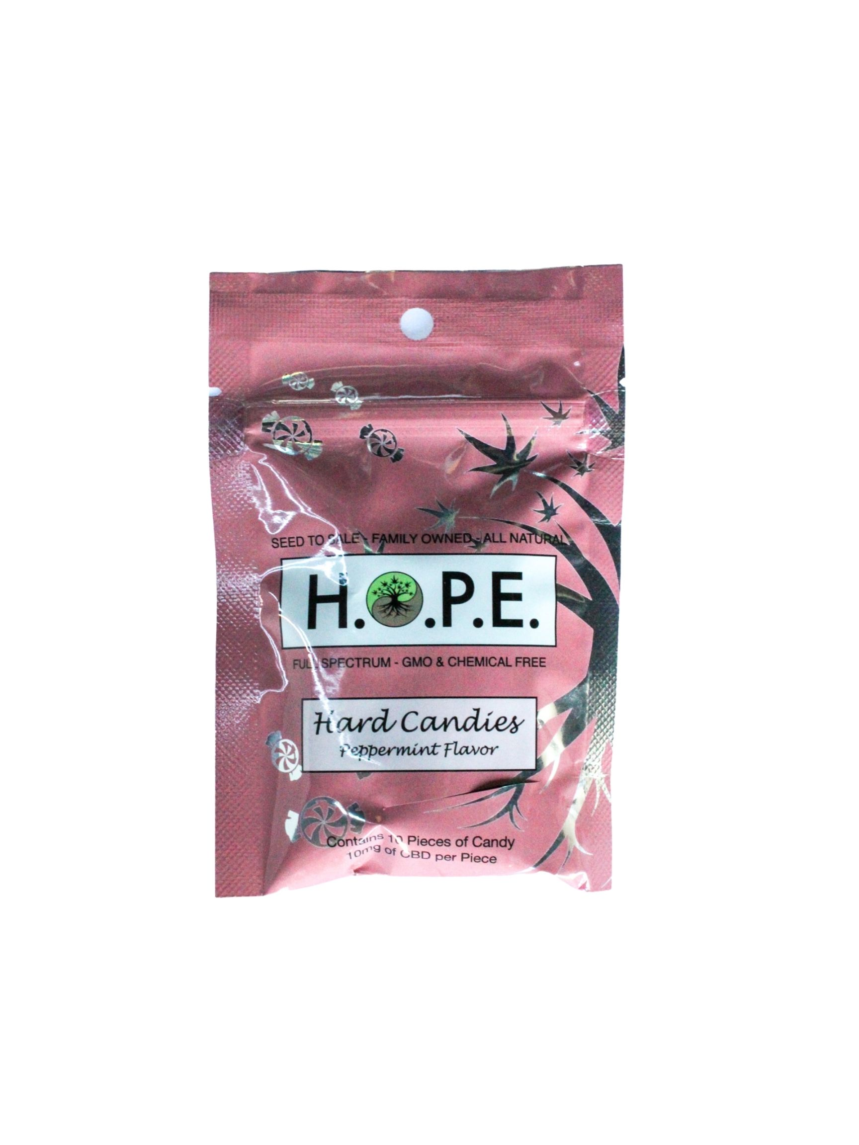Gallery Image for H.O.P.E. - Hard Candies
