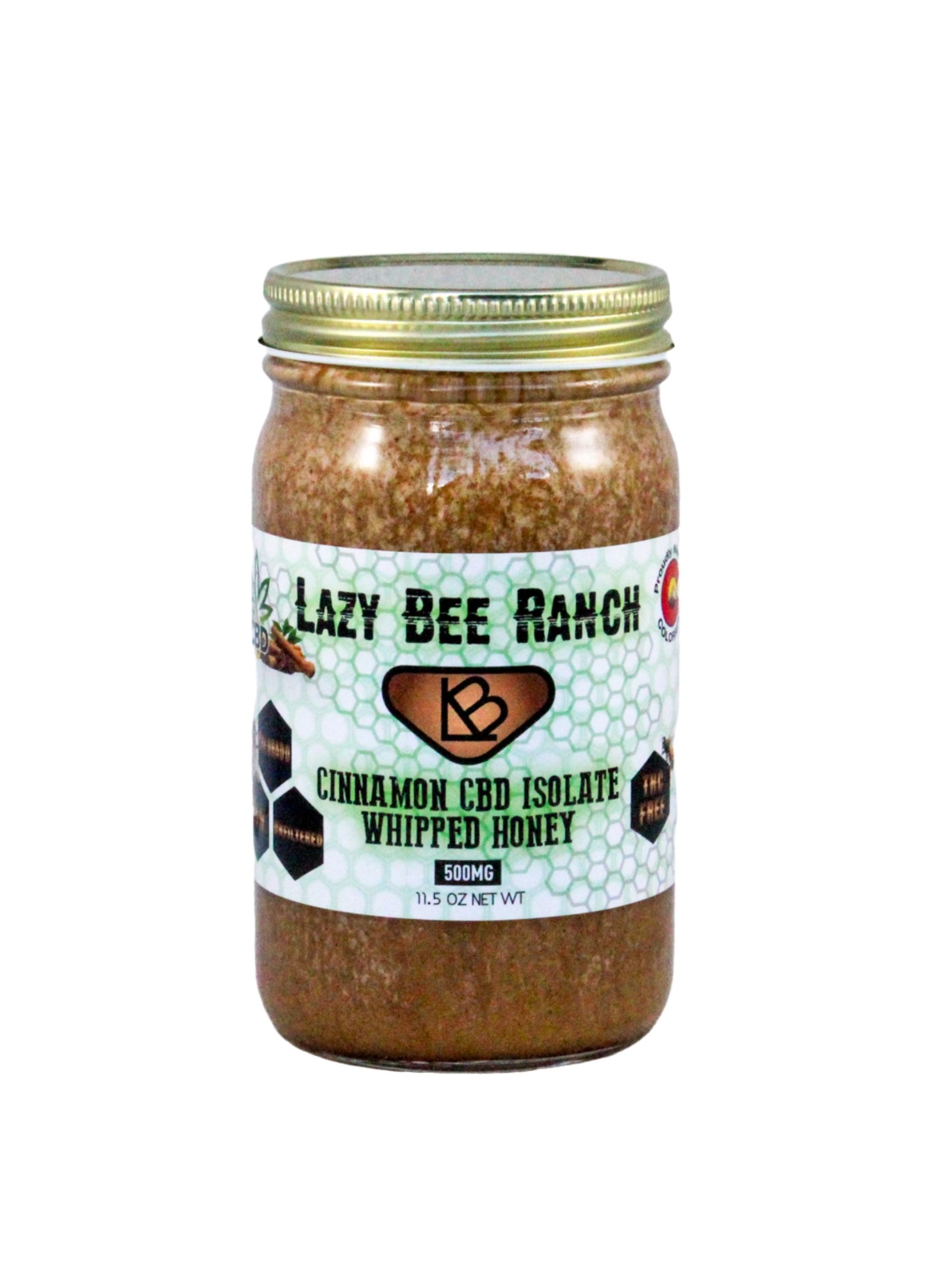 Gallery Image for Lazy Bee Ranch - Whipped Honey