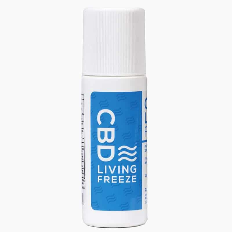 Image of CBDLiving – Freeze