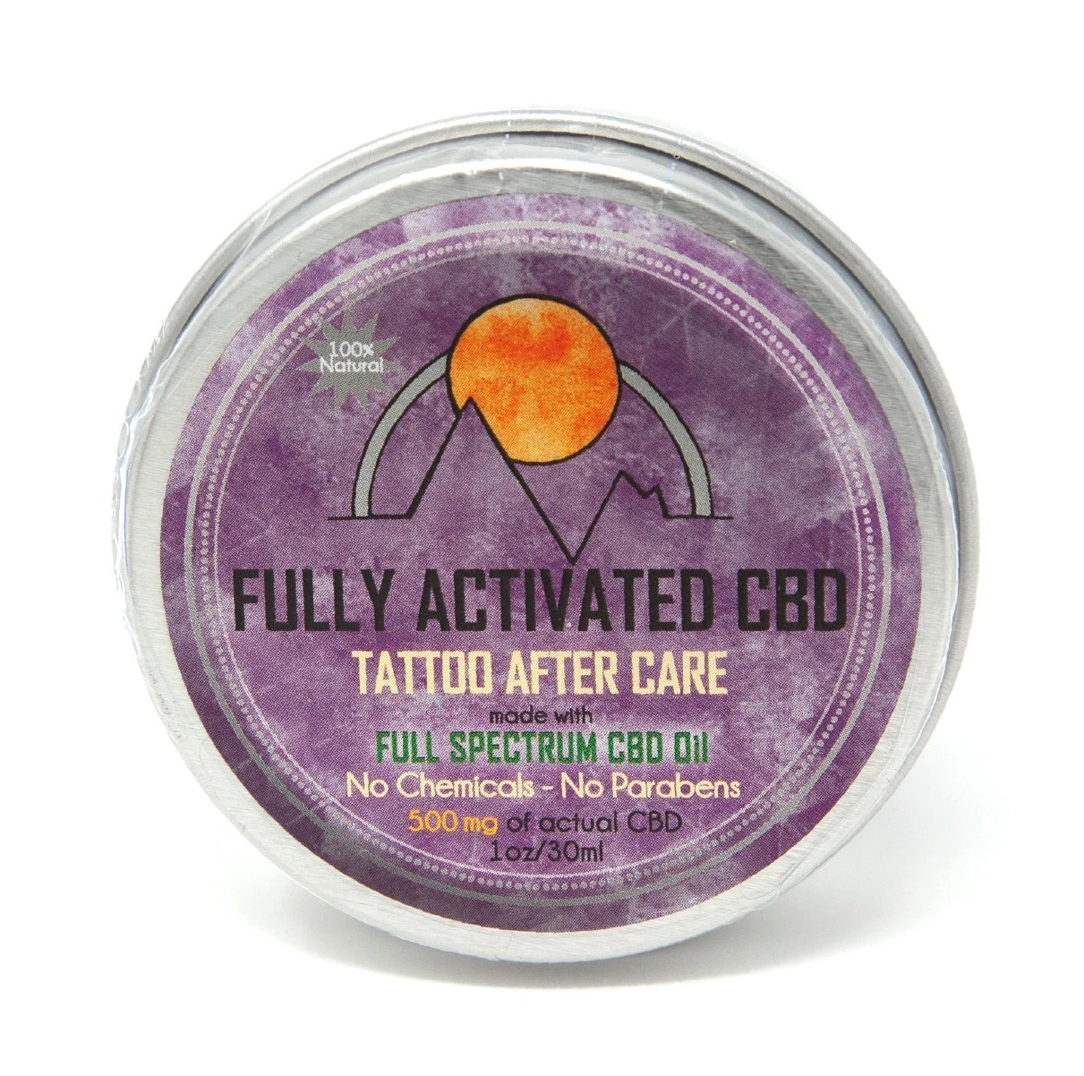 Image of Fully Activated – Tattoo After Care