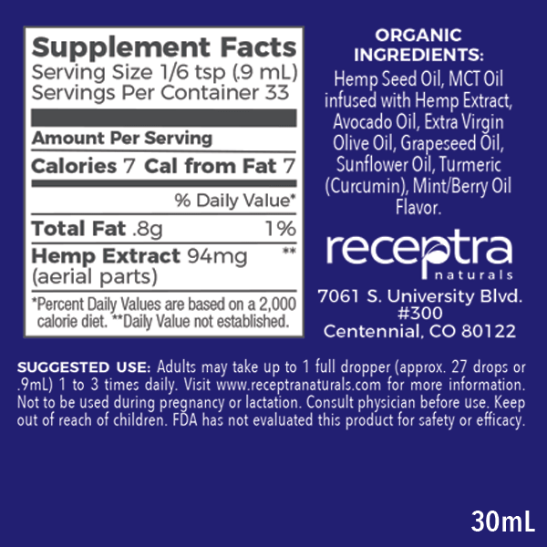 Gallery Image for Receptra - Pro Oil