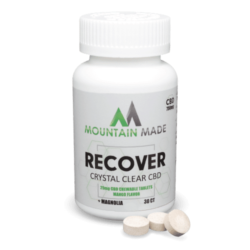 Image of Mountain Made – Recover Chewables