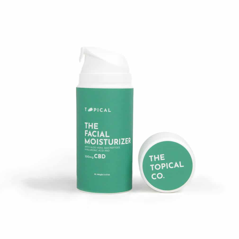 Image of The Topical Co. – Facial Moisturizer